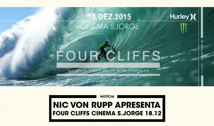 NIC-VON-RUPP-APRESENTA-FOUR-CLIFF