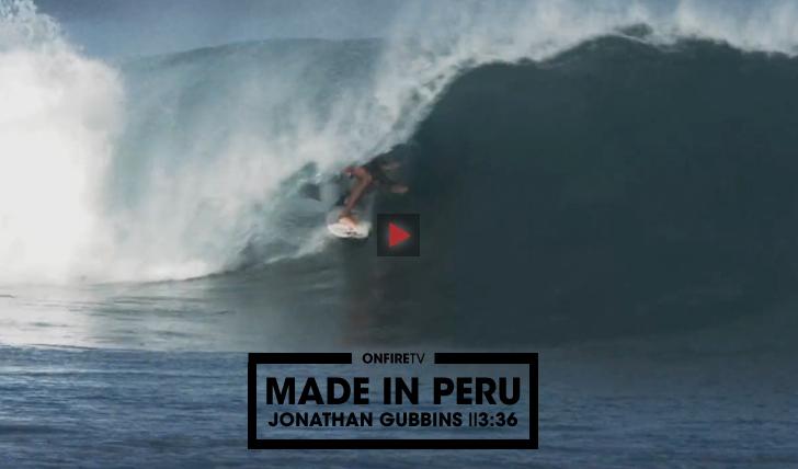 29245Made in Peru | Jonathan Gubbins em casa || 3:36