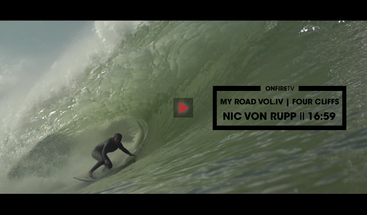 29537Four Cliffs | My Road Vol.IV | Nicolau Von Rupp || 16:59