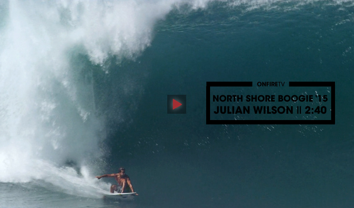 29384Julian Wilson | North Shore Boogie '15 || 2:40