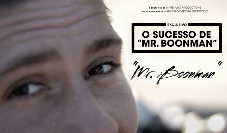 "29549O sucesso de ""Mr. Boonman"""