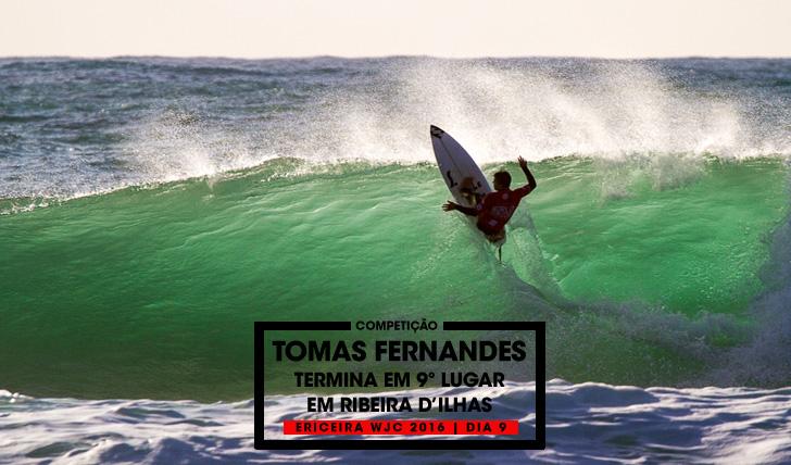 29410Tomás Fernandes termina em 9º lugar no Ericeira WJC | Dia 9