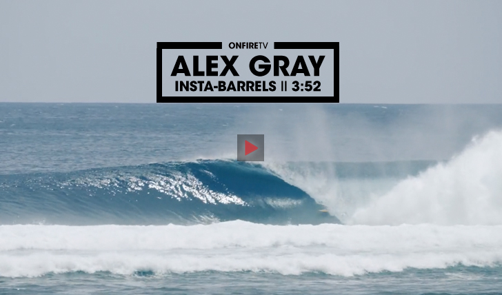 29289Alex Gray | Insta-Barrels || 3:52