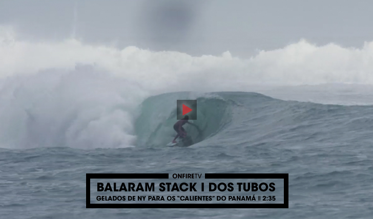 "29856Balaram Stack nos tubos ""calientes"" do Panamá || 2:35"