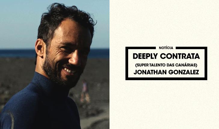 29987Deeply contrata super talento das Canárias Jonathan Gonzalez