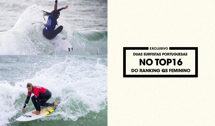 29972Duas surfistas portuguesas no top16 do QS feminino