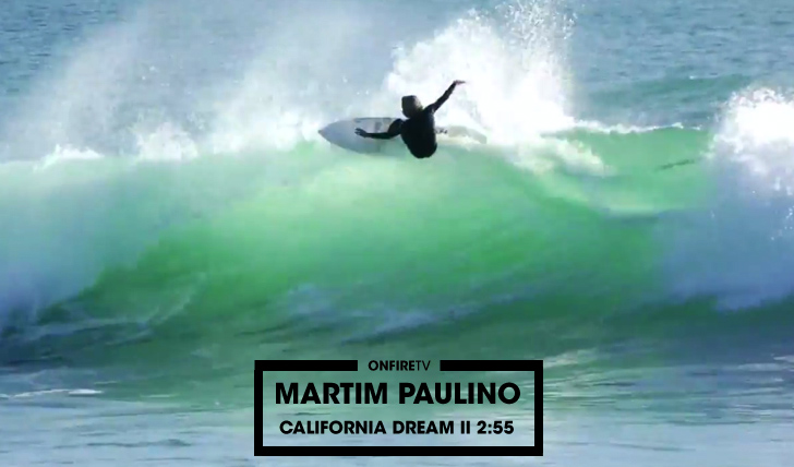 30001Martim Paulino | California Dream 2016 || 2:55
