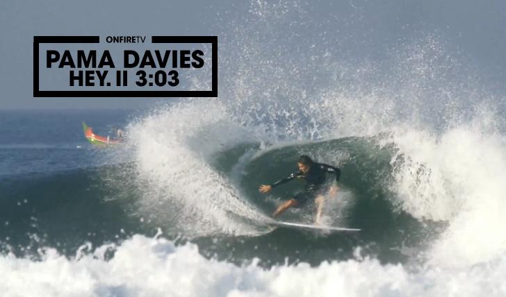 30035Pama Davies | Hey. || 3:03