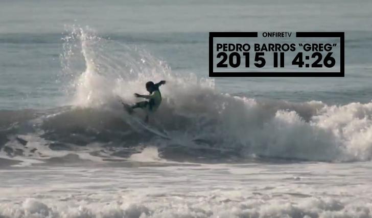 "29806Pedro Barros ""Greg"" | 2015 || 4:56"
