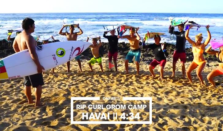 29950Rip Curl Grom Camp | Havai || 4:34