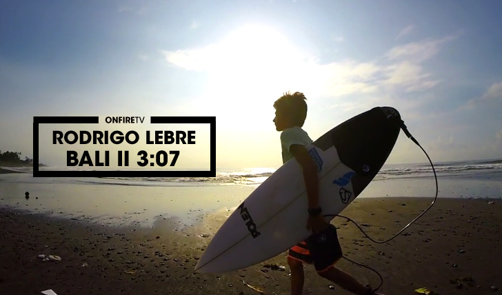 30016Rodrigo Lebre | Bali || 3:07