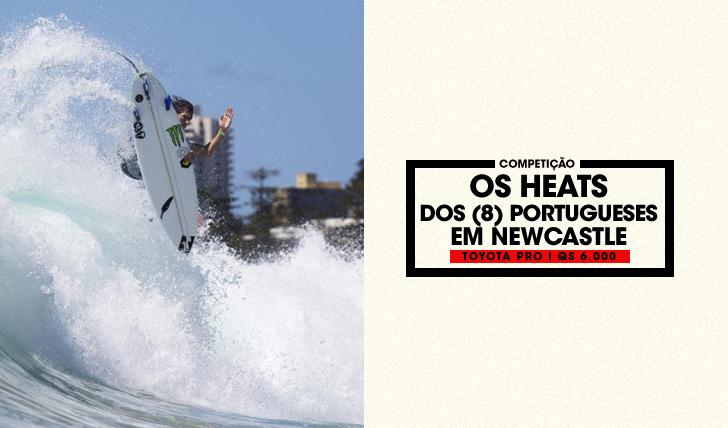 29966Os heats dos (8) Portugueses em Newcastle