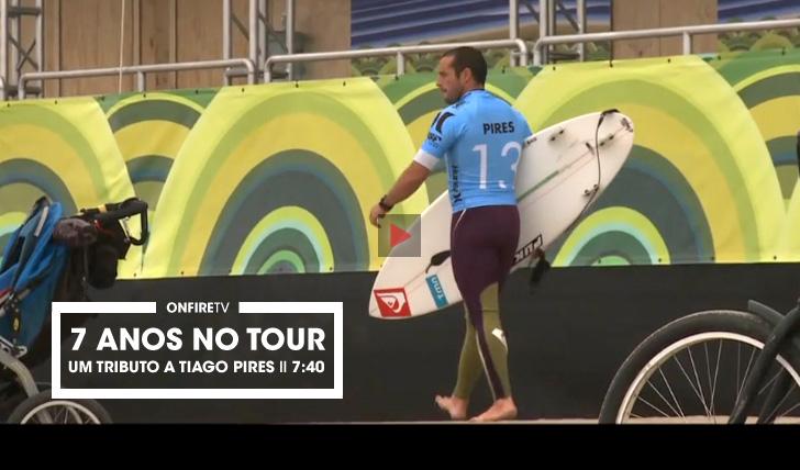 302787 anos no Tour | Um tributo a Tiago Pires || 7:42