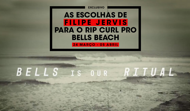 30655As escolhas de Filipe Jervis para o Rip Curl Pro Bells Beach