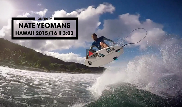 30370Nate Yeomans | Hawaii 2015/16 || 3:03