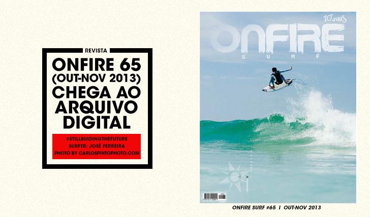 30377ONFIRE 65 | Out-Nov 2013 || 84 pág.