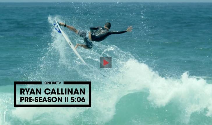 30434Ryan Callinan | Pre-Season || 5:06