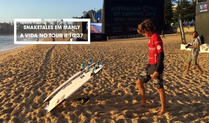 30406Snaketales em Manly | Australian Open || 10:37