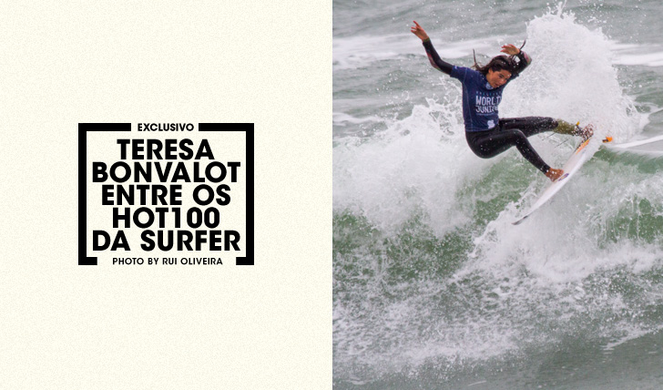 30636Teresa Bonvalot entre os Hot100 da SURFER Mag