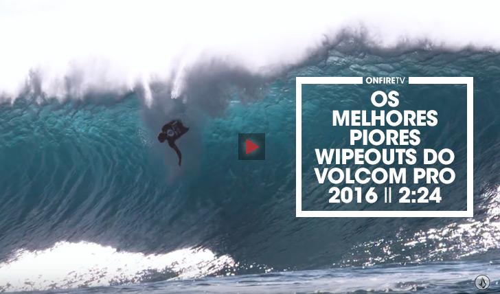 30351Os melhores piores wipeouts do Volcom Pro 2016 II 2:24