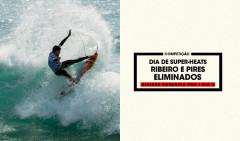 O surf radical de Filipe Jervis foi um dos destaques do dia. Photo by Pedro Mestre / Liga MOCHE
