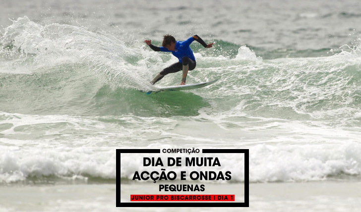 31178Metade do top4 do ranking eliminado no dia 1 do Junior Pro Biscarrosse