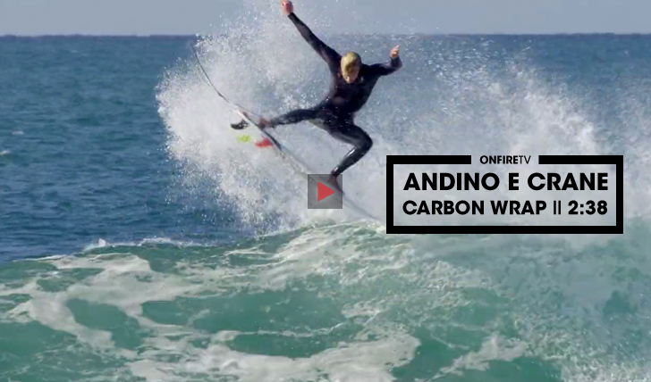 31094Kolohe Andino & Ian Crane | Carbon Wrap || 2:38