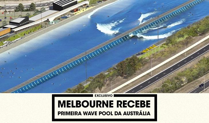 30862Melbourne recebe a primeira piscina de ondas da Austrália