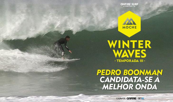 30868Pedro Boonman candidata-se ao MOCHE Winter Waves I Temporada III