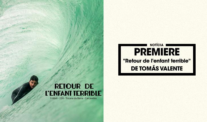 """30809Premiére – """"Retour de l'enfant terrible"""" de Tomás Valente"""