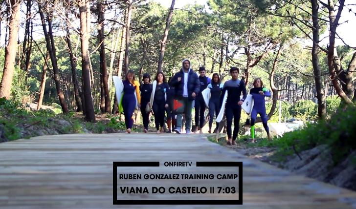 31097O Ruben Gonzalez Training Camp em Viana de Castelo || 7:03