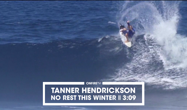 30975Tanner Hendrickson | No Rest This Winter || 3:09