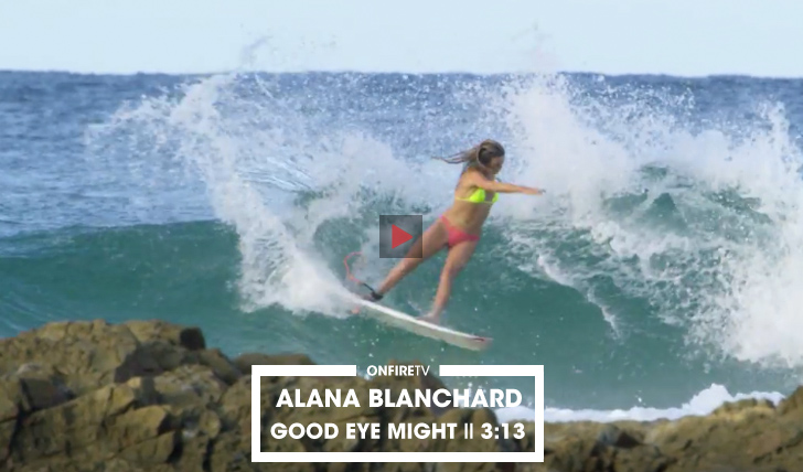 31406Alana Blanchard | Good Eye Might || 3:13
