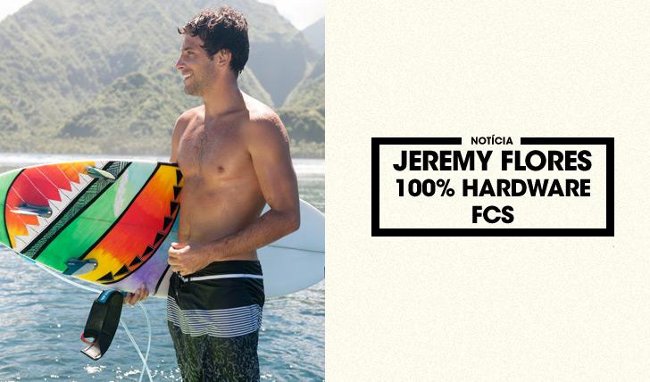 31323Jeremy Flores 100% FCS Hardware