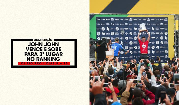 31486John John vence Oi Rio Pro e sobe para o top3 do ranking
