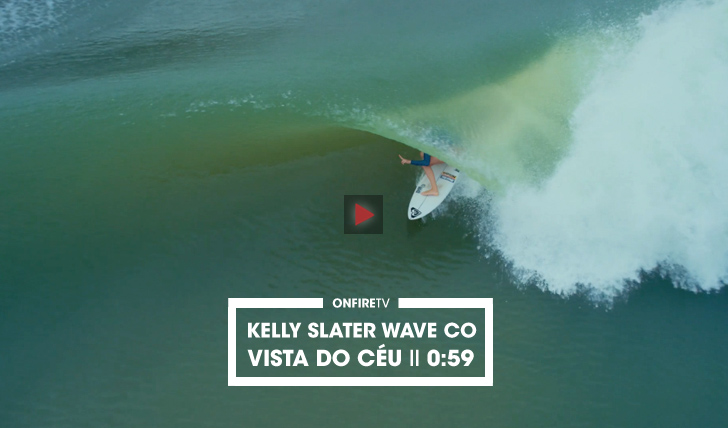 31426A Kelly Slater Wave Pool vista do céu || 0:59