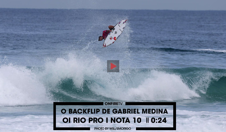 31383O backflip de Gabriel Medina no Oi Rio Pro || 0:24