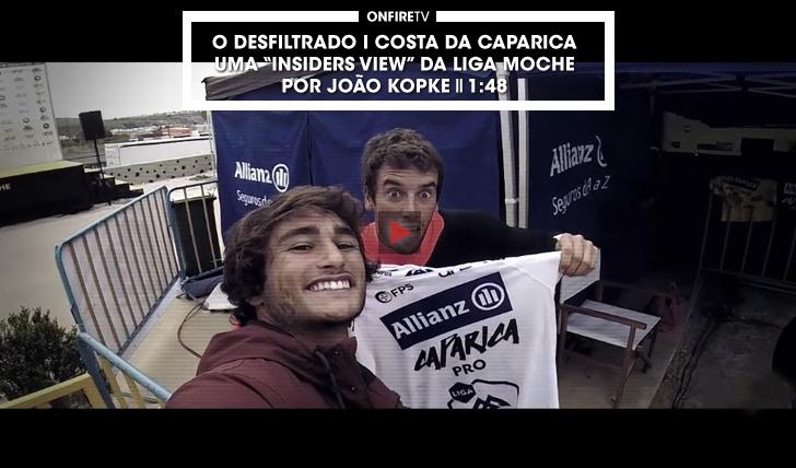 31360O Desfiltrado (Por João Kopke) | Costa da Caparica || 1:48