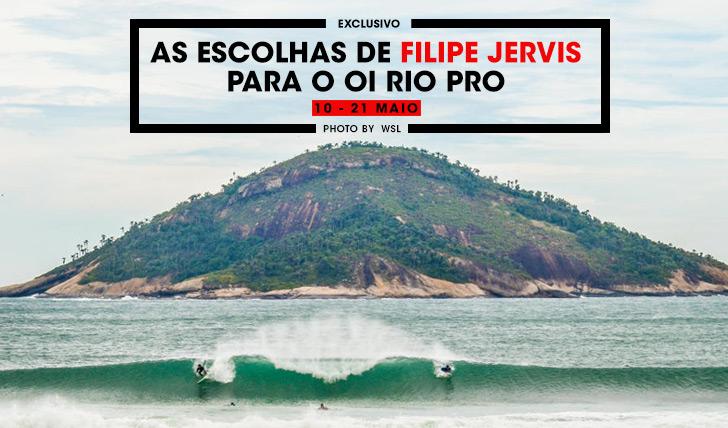 31314As escolhas de Filipe Jervis para o Oi Rio Pro