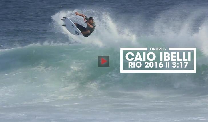 31756Caio Ibelli | Rio 2016 || 3:17