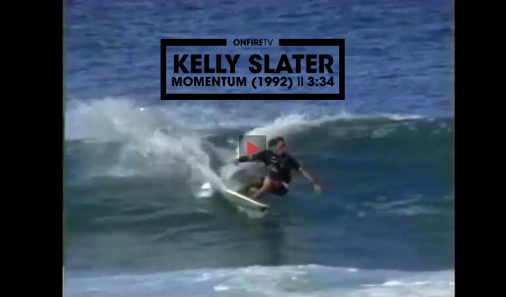 32180Kelly Slater | Momentum | 1992 || 3:34