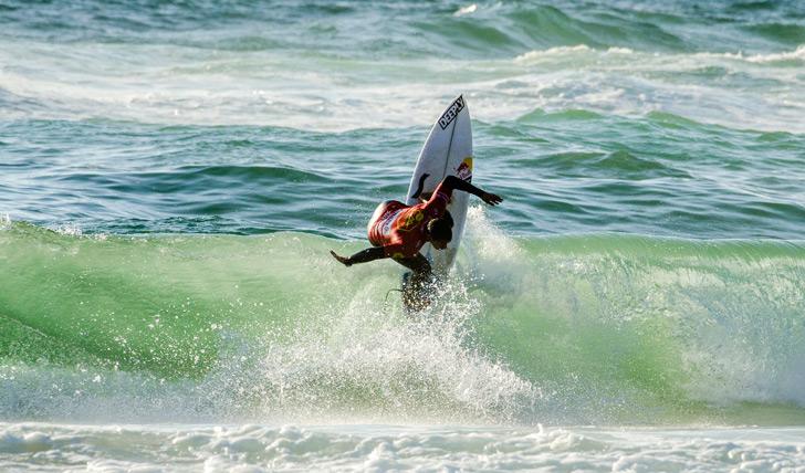 Vasco Ribeiro está em grande forma. Photo by Pedro Mestre / Liga MOCHE