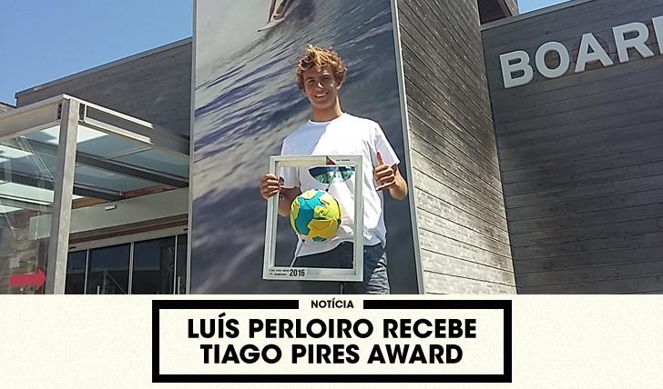 32149Luís Perloiro recebe Tiago Pires Award by ANS