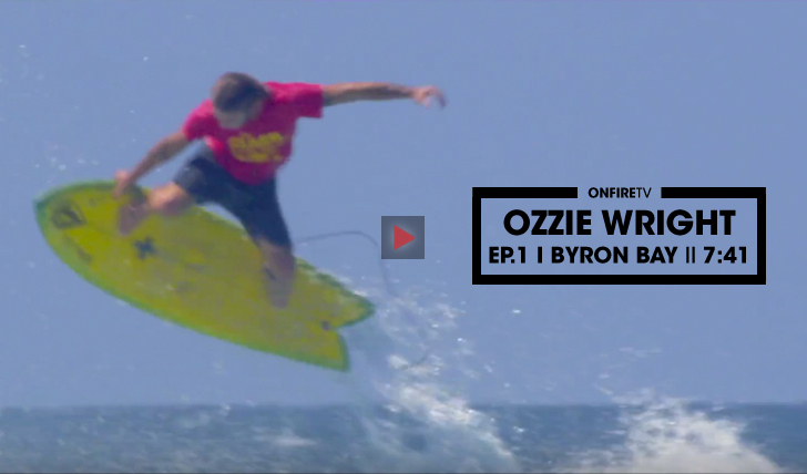 31960Ozzie Wright | 4 Cities | Ep. 1 | Byron Bay || 7:41