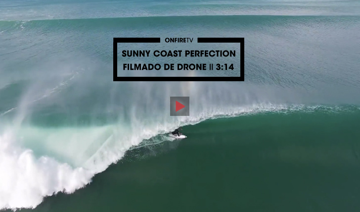 32013Sunny Coast Perfection | Filmado de Drone || 3:14