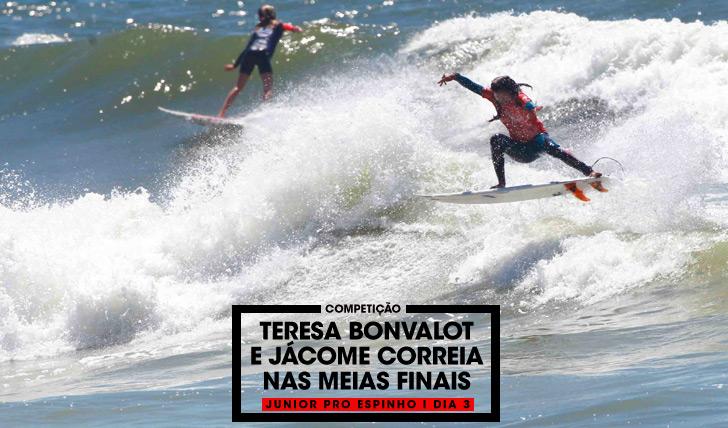 32094Teresa Bonvalot e Jácome Correia nas meias-finais do Junior Pro Espinho