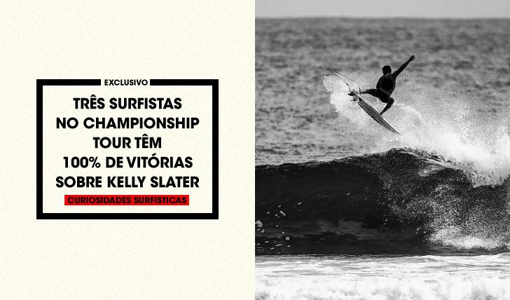 31900Três surfistas no Championship Tour têm 100% de vitórias sobre Kelly Slater (e são todos brasileiros)