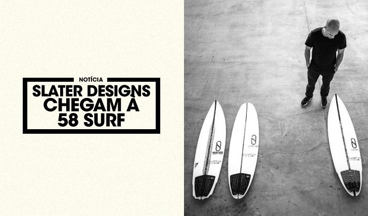 31880Slater Designs chegam à 58 Surf