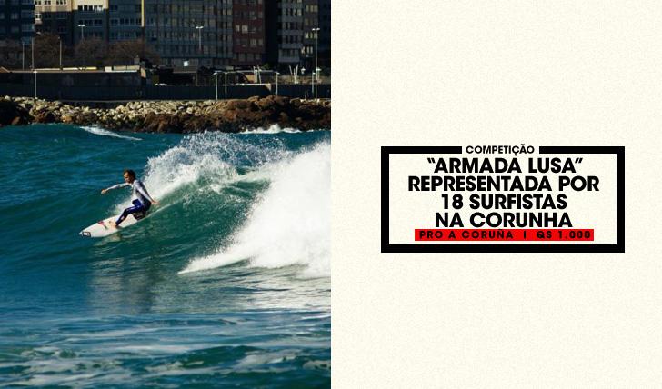 3221118 surfistas portugueses no Pro A Coruña | QS 1.000