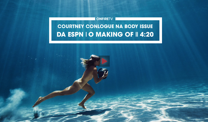 32397Courtney Conlogue na Body Issue da ESPN | Making of || 4:20